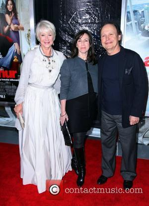 Helen Mirren and Billy Crystal