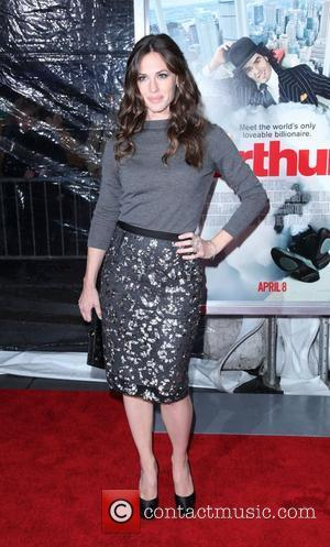 Jennifer Garner  New York premiere of 'Arthur' held at the Ziegfeld Theatre - Arrivals New York City, USA -...