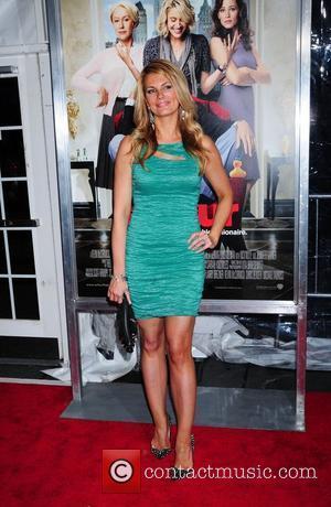Courtney Hansen New York premiere of 'Arthur' held at the Ziegfeld Theatre - Arrivals New York City, USA - 05.04.11