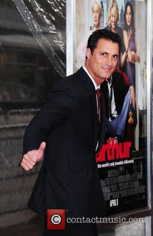 Nigel Barker  New York premiere of 'Arthur' held at the Ziegfeld Theatre - Arrivals New York City, USA -...