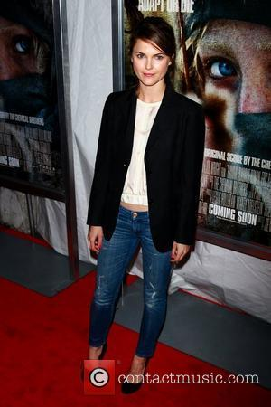 Keri Russell Focus Features presents a special screening of 'Hanna' held at Regal Union Square Stadium - Arrivals New York...
