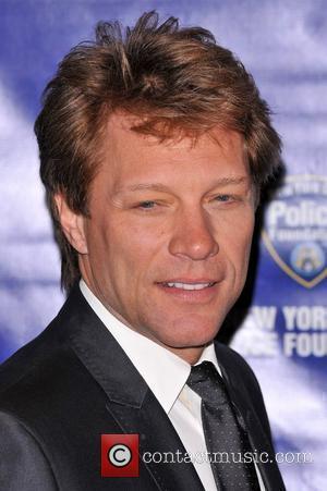 Jon Bon Jovi New York City Police Foundation 40th Anniversary Gala - Inside New York City, USA - 02.06.11