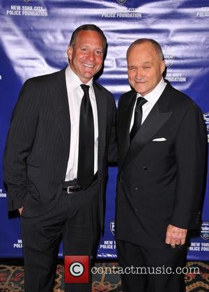 Steve Guttenberg and Raymond Kelly