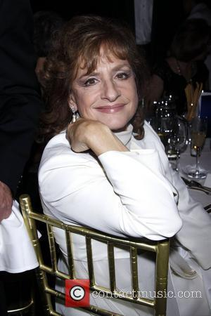 Patti LuPone  New York City Center Reopening Gala.  New York City, USA - 25.10.11
