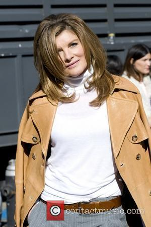 Rene Russo Mercedes-Benz IMG New York Fashion Week Fall 2011 - Celebrities out and about at Lincoln Center New York...