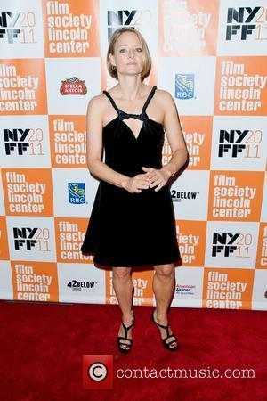 Jodie Foster 49th Annual New York Film Festival Opening Night Gala Presentation of Carnage - Arrivals New York City, USA...