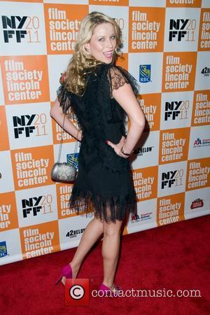 Kiera Chaplin  49th Annual New York Film Festival premiere of My Week With Marilyn - red carpet arrivals New...