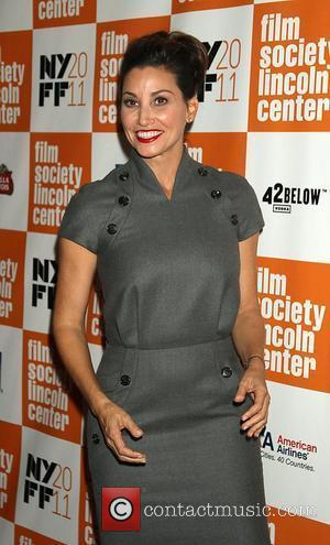 Gina Gershon  49th Annual New York Film Festival premiere of My Week With Marilyn - Red Carpet New York...