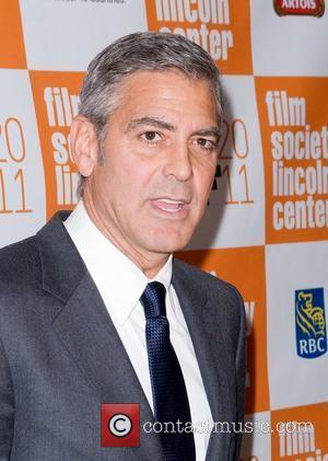 George Clooney and The Descendants