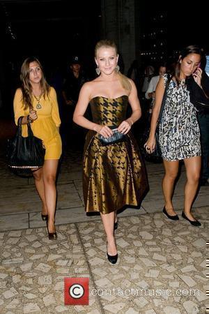 Julianne Hough and New York Fashion Week