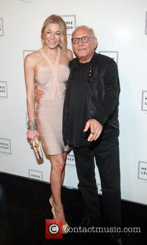 Leann Rimes and Max Azria
