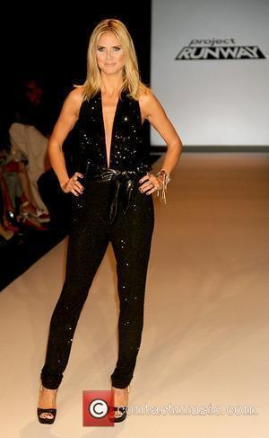 Heidi Klum and New York Fashion Week