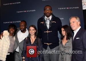 Guest, Wyclef Jean, Elizabeth Hilfiger, Guest, Ally Hilfiger, Tommy Hilfiger Mercedes-Benz IMG New York Fashion Week Fall 2011 - Tommy...