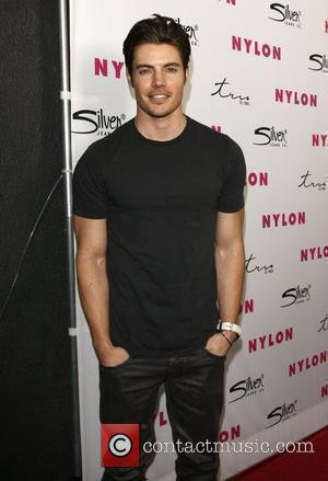 Josh Henderson  Nylon magazine 12th anniversary issue party with Sucker Punch cast & April cover stars at Tru Hollywood...
