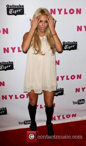 Cassie Scerbo NYLON Magazine annual May Young Hollywood issue party held at Bardot Hollywood - Arrivals Hollywood, California - 04.05.11