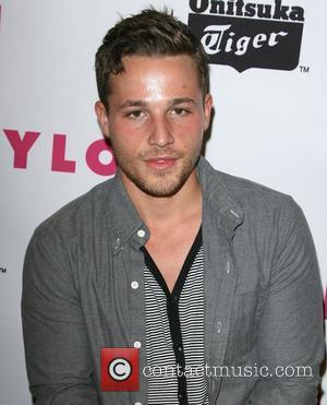 Shawn Pyfrom NYLON Magazine annual May Young Hollywood issue party held at Bardot Hollywood - Arrivals Hollywood, California - 04.05.11
