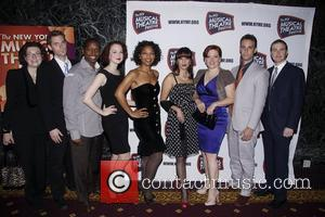 Guests, Christian Borle and The Hudson Theatre