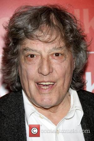 Tom Stoppard 'New York Times Talks' photocall held at the Times Centre New York City, USA - 15.03.11