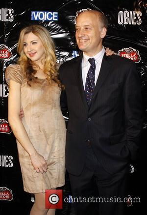 Nina Arianda and Frank Wood The 56th Annual 'Village Voice' Obie Awards Ceremony held at Webster Hall - Press Room...