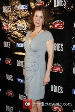 Margaret Colin  The 56th Annual 'Village Voice' Obie Awards Ceremony held at Webster Hall - Press Room New York...