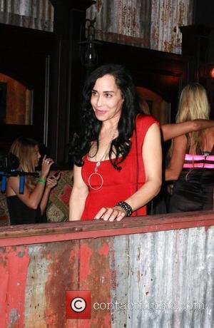 Nadya Suleman, aka Octomom, celebrating her birthday at House of Blues Los Angeles, California - 13.06.11