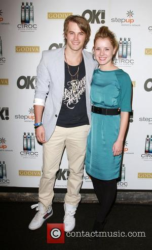 James Preston, Laura Wiggins Ciroc Vodka, OK! Magazine & Step Up Women's Network Women of Music Celebration held The Colony...