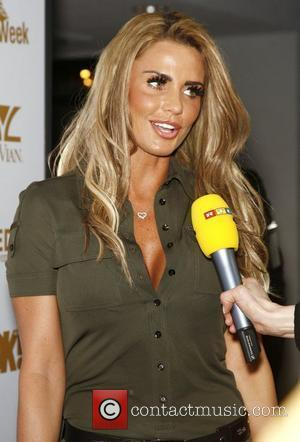 Katie Price, The Oscars and Oscars