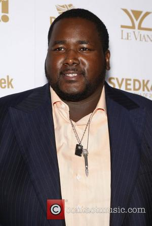 Quinton Aaron OK! Magazine And BritWeek Celebrate The Oscars at The London Hotel  West Hollywood, California - 25.02.11