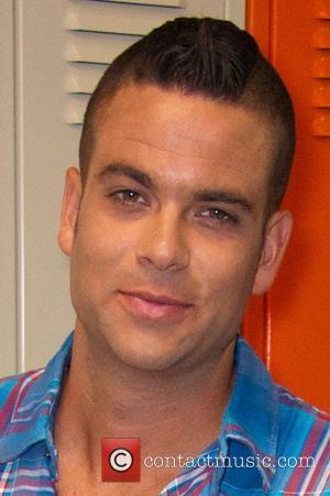 Glee and Mark Salling