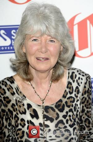 Jilly Cooper 'Oldie of the Year Awards 2011' at Simpsons in the Strand  London, England - 10.02.11