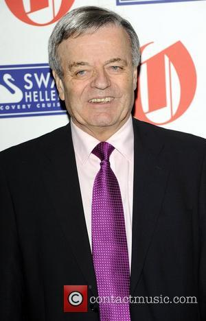 Tony Blackburn 'Oldie of the Year Awards 2011' at Simpsons in the Strand  London, England - 10.02.11