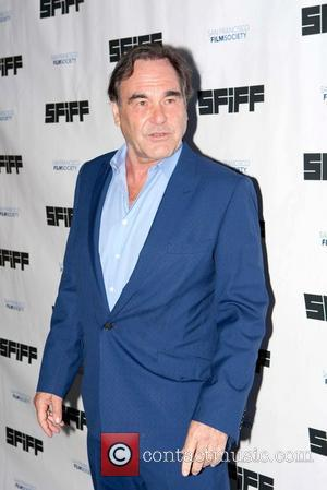 Oliver Stone who won the Founder's Directing Award for the 54th San Francisco International Film Festival (SFIFF) arrives for his...