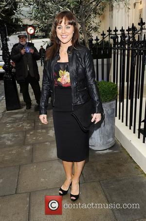 Jill Halfpenny, Laurence Olivier and Haymarket Hotel