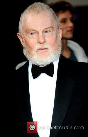 Sir Derek Jacobi  ,  at the 2011 Olivier Awards at the Theatre Royal - Arrivals London, England- 13.03.11