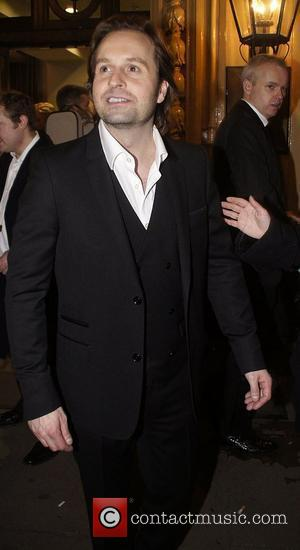 Alfie Boe ,  at the 2011 Olivier Awards - After Party at the Waldorf Hotel - Departures London, England-...