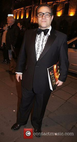 Andy Nyman,  at the 2011 Olivier Awards - After Party at the Waldorf Hotel - Departures London, England- 13.03.11