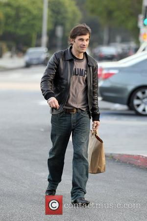 Olivier Martinez leaving Bristol Farms after doing some shopping Los Angeles, California - 04.03.11