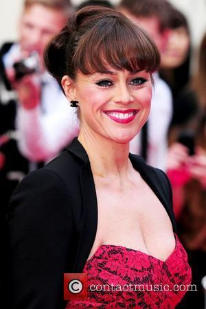 Jill Halfpenny at the 2011 Olivier Awards at the Theatre Royal - Arrivals London, England- 13.03.11