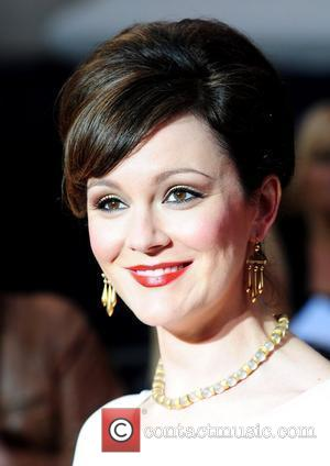 Rachel Sterling at the 2011 Olivier Awards at the Theatre Royal - Arrivals London, England- 13.03.11