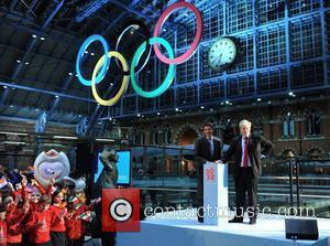 Boris Johnson and The Games