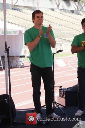 Michael C. Hall UCLA's Lymphoma Program hosts 'A Celebration of Survivorship - On Track for a Cure' held at UCLA's...