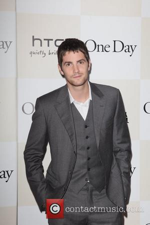 Jim Sturgess New York premiere of 'One Day' at the AMC Loews Lincoln Square 13 theatre New York City, USA...