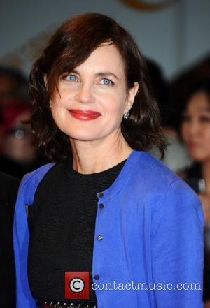 Elizabeth McGovern One Day - UK film premiere held at the Vue Westfield - Arrivals. London, England - 23.08.11