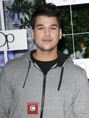 Rob Kardashian OP Celebrates Winter Wonderland held at Siren Studios Los Angeles, California - 16.11.11