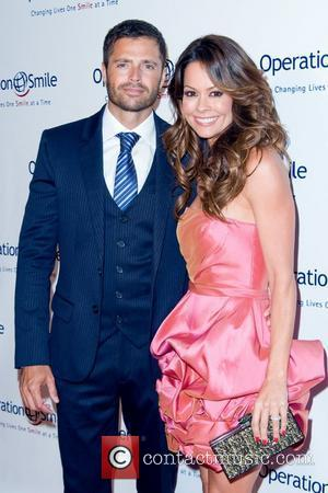 David Charvet & Brooke Burke Wed