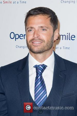 David Charvet  The 8th annual Operation Smile event, honouring Santo Versace - Arrivals New York City, USA - 05.05.11