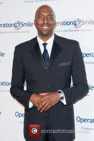 John Salley  The 8th annual Operation Smile event, honouring Santo Versace - Arrivals New York City, USA - 05.05.11