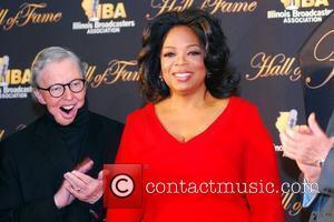 Roger Ebert and Oprah Winfrey