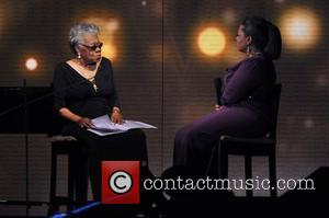 Maya Angelou Discusses Her Son's Near-Death Experience