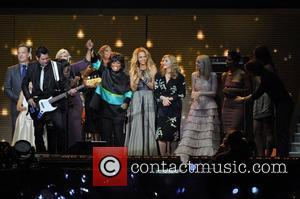 Patti Labelle, Beyonce Knowles, Dakota Fanning, Madonna